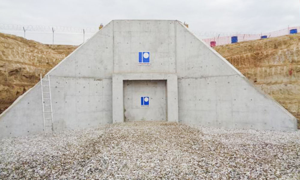 Ludwig Pfeiffer Bagram Microtunnel Airbase