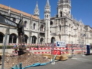 Hieronymoskloster, Lissabon