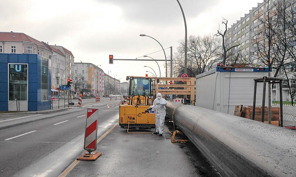 Ludwig Pfeiffer Berlin DynTec grabenlose Rohrsanierung