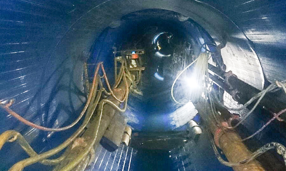 Ludwig Pfeiffer Microtunneling