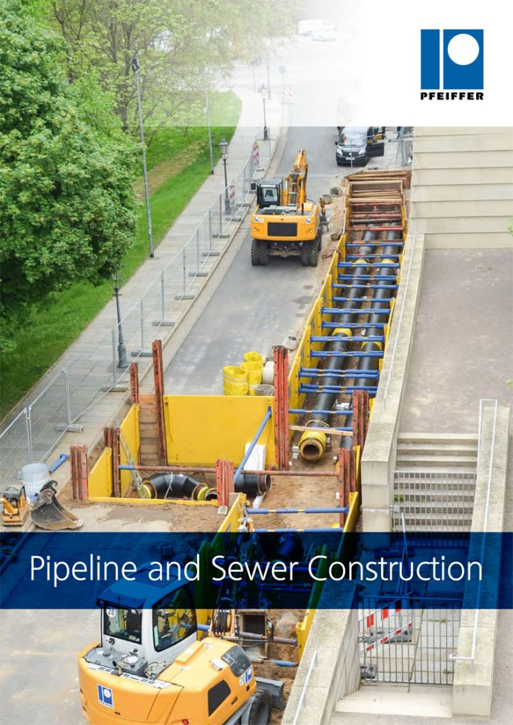 Ludwig Pfeiffer Pipeline and Sewer Construction